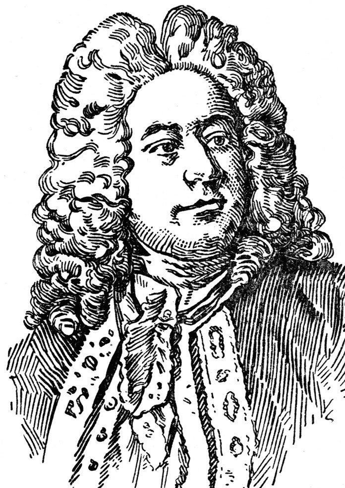 George Frederick Händel