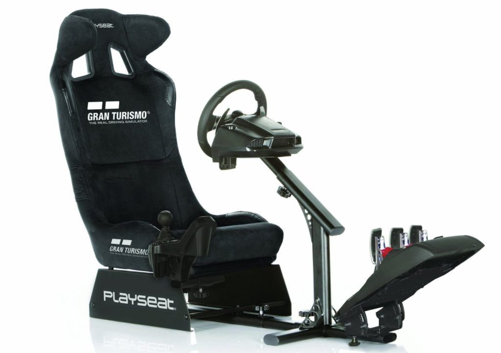 The Playseat Evolution Gran Turismo Edition Is The Perfect