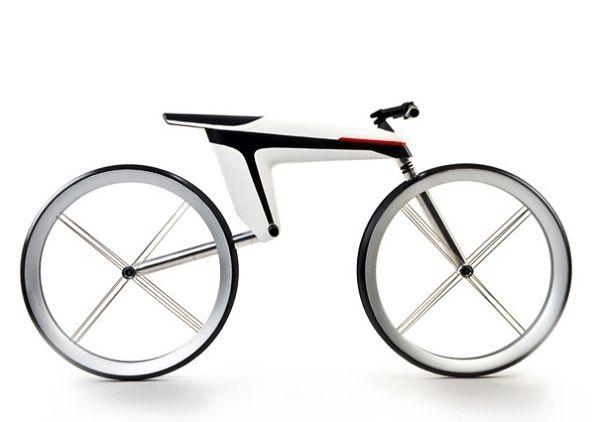 Unique Carbon Fiber Bike HMK 561