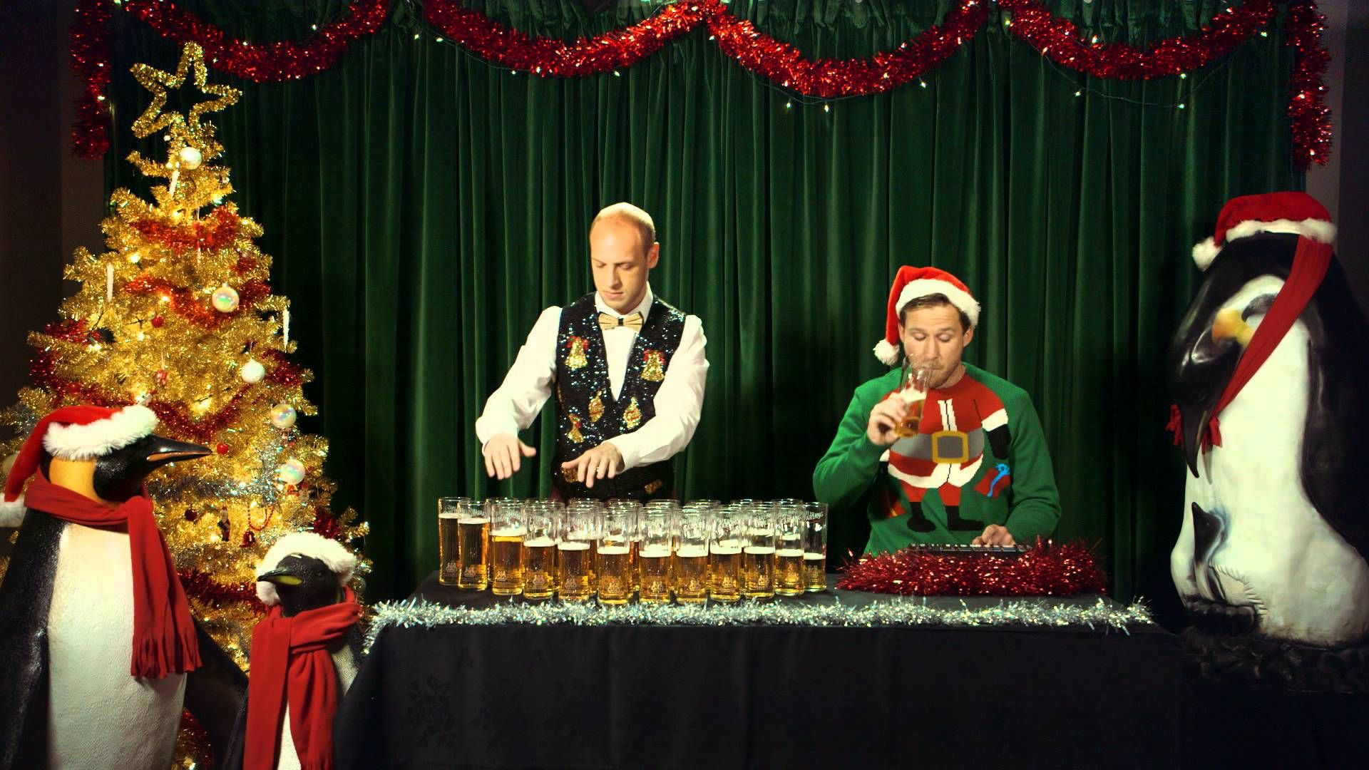Carling Pint Harp | Christmas Ads | Pinterest | Fun things and Youtube