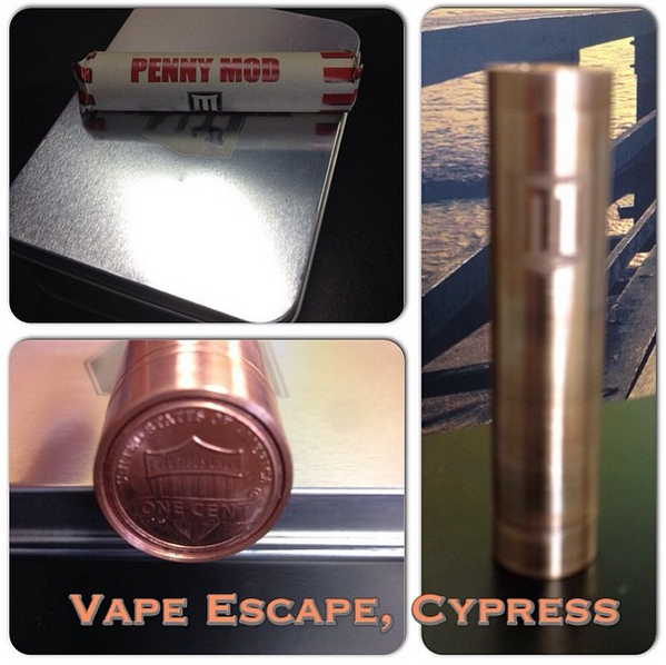 #pennymod in the house! #socalvapeescape #vapeescape #sexymod #cypressvapers