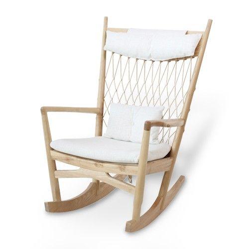 Schommelstoel Voor Op De Babykamer.Schommelstoel Hout Babykamer Rocking Chair Home Decor En Home
