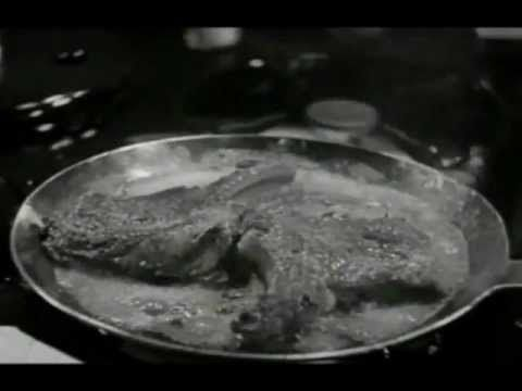 Old danish ad/movie about 'OMA margarine'