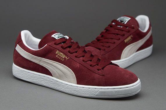 online store 2d810 f8e25 Puma Suede Classic+ - Cabernet | Παπούτσια διαφορα | Puma ...