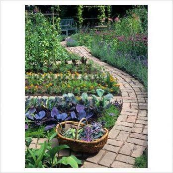 Garden Design Narrow Brick Path 60+ Ideas -   14 garden design Narrow fence ideas