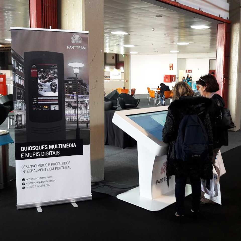 Exponor Establishes Partnership With Partteam Oemkiosks Com