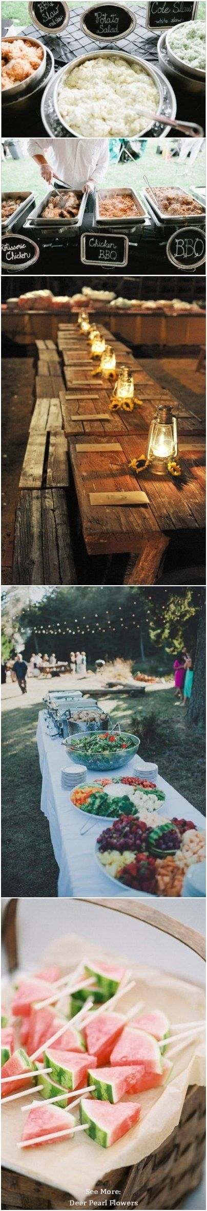 Top 25 Rustic Barbecue Bbq Wedding Ideas Country Weddings Ideen