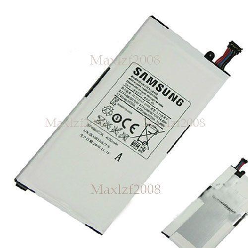 Li-ion Internal Battery Replacement For Samsung Galaxy Tab 7.0 GT-P1000 4000mAh