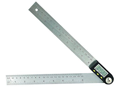 Electronic Digital Gauge Angle Finder Protractor Meter Level Tool Angle ruler
