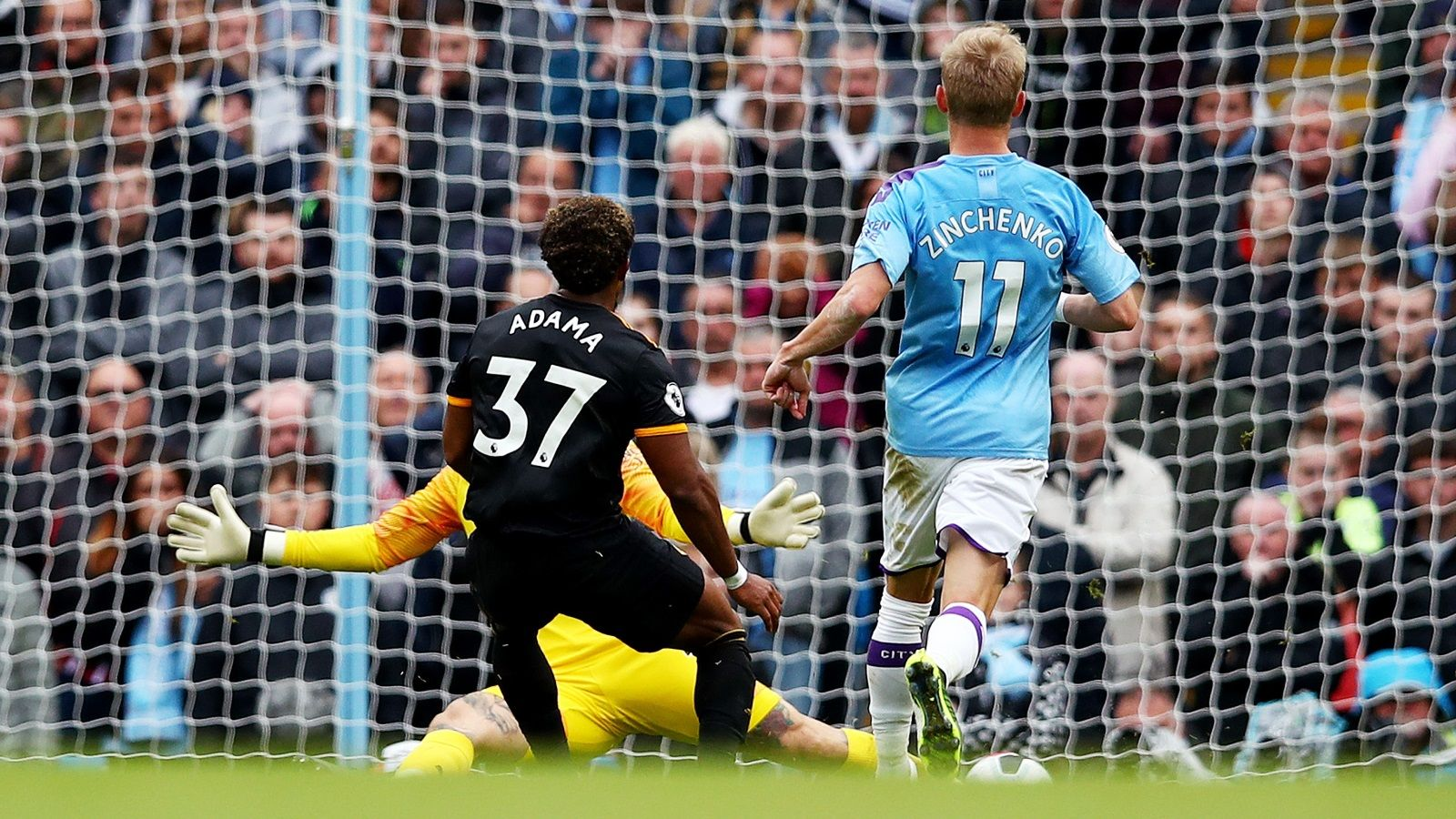 The Second Defeat Of Manchester City And The Brilliance Of Adama From Wolverhampton Manchester City Manchester Premier League Champions