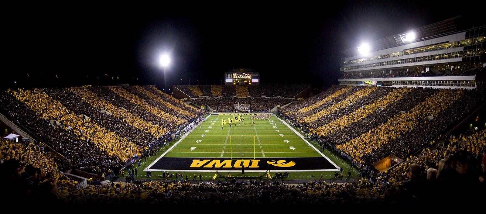 Stadium Iowa hawkeye football, Hawkeye football, Iowa