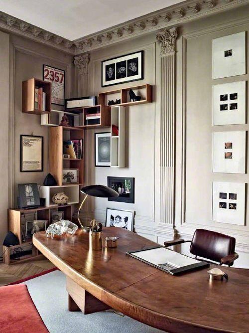 STEFANO PILATI OFFICE IN PARIS