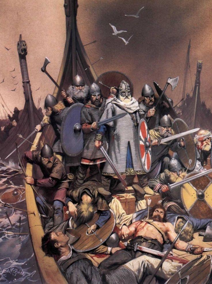 Viking Age In Art