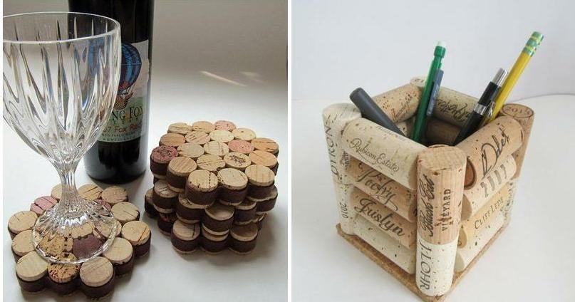 25 ideas DIY con corchos
