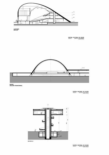 Designgist centro niemeyer en avil s oscar niemeyer - Arquitectos aviles ...