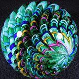 Spiral globe-