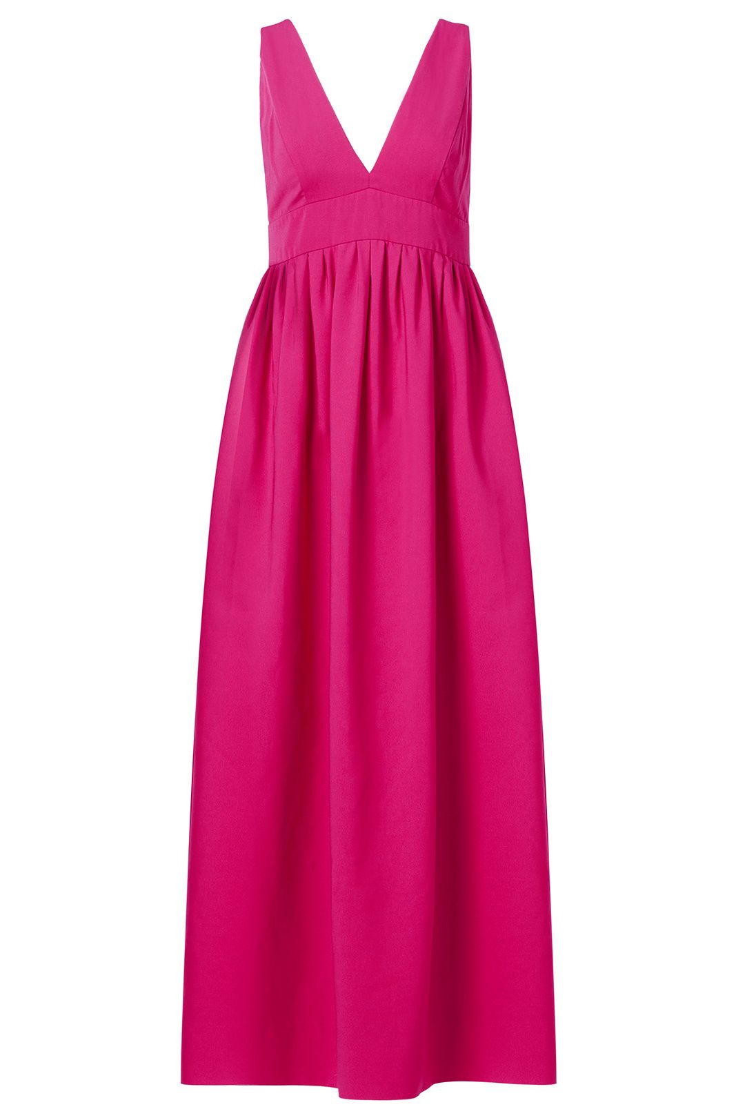 Size 20 maternity wedding dress  Rent Dayglo Gown by Jill Jill Stuart for  only at Rent the Runway
