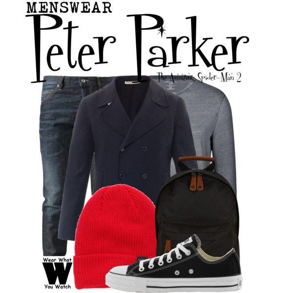 Peter parker 2014