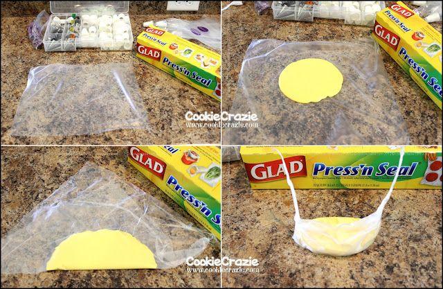 CookieCrazie: Coloring/Bagging Icing