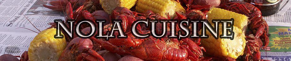 Photo of My Creole & Cajun Recipe Page   Nola Cuisine