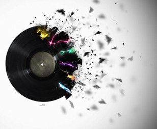 Main Vinyl Shatters Television Tropes Idioms Drum And Bass Best Hd Background Music