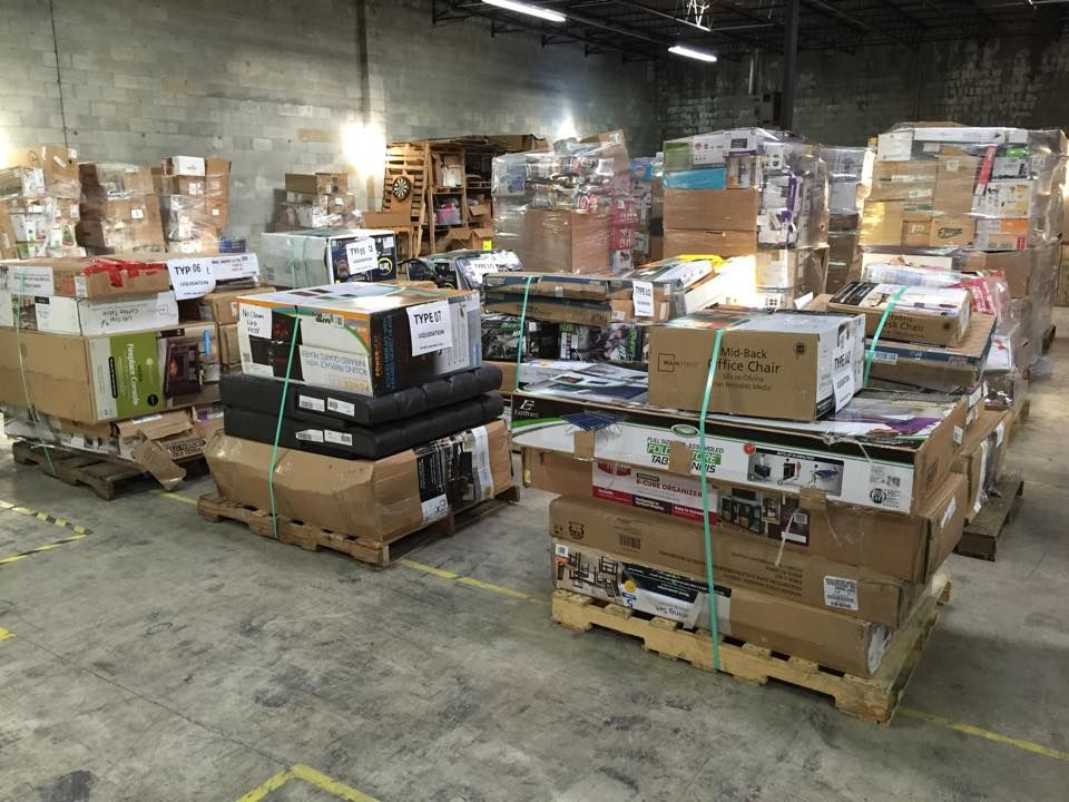 Pin by Quantum Commodities on Wholesale Pallet Sales
