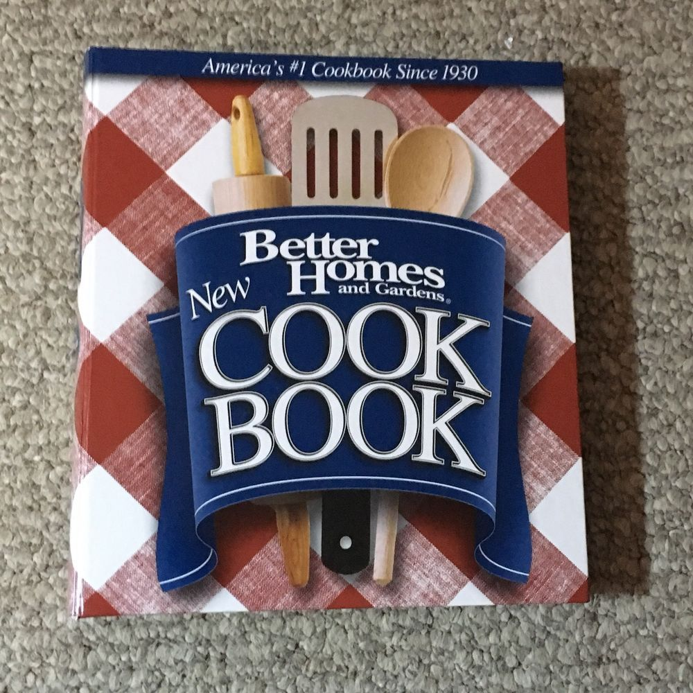 better homes and gardens new cookbook 12th edition ring bound