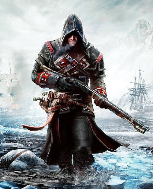 Wallpapers 4k Free Iphone Mobile Games Assassins Creed Rogue Assassins Creed Artwork Assassin S Creed