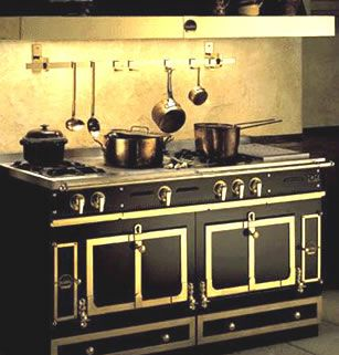 Gentil High End Stoves And Ranges | Kitchen  Appliances European,Italian,German,French,British,French .