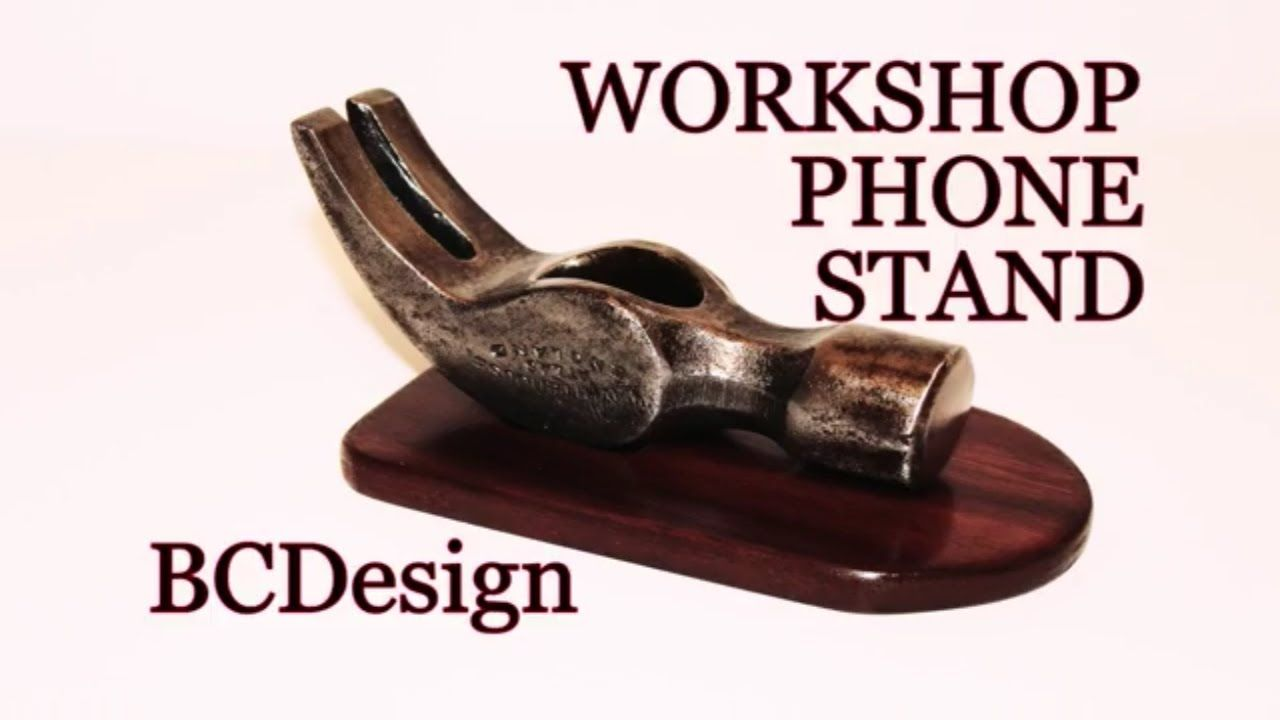How To Make A Fun Workshop Phone Stand