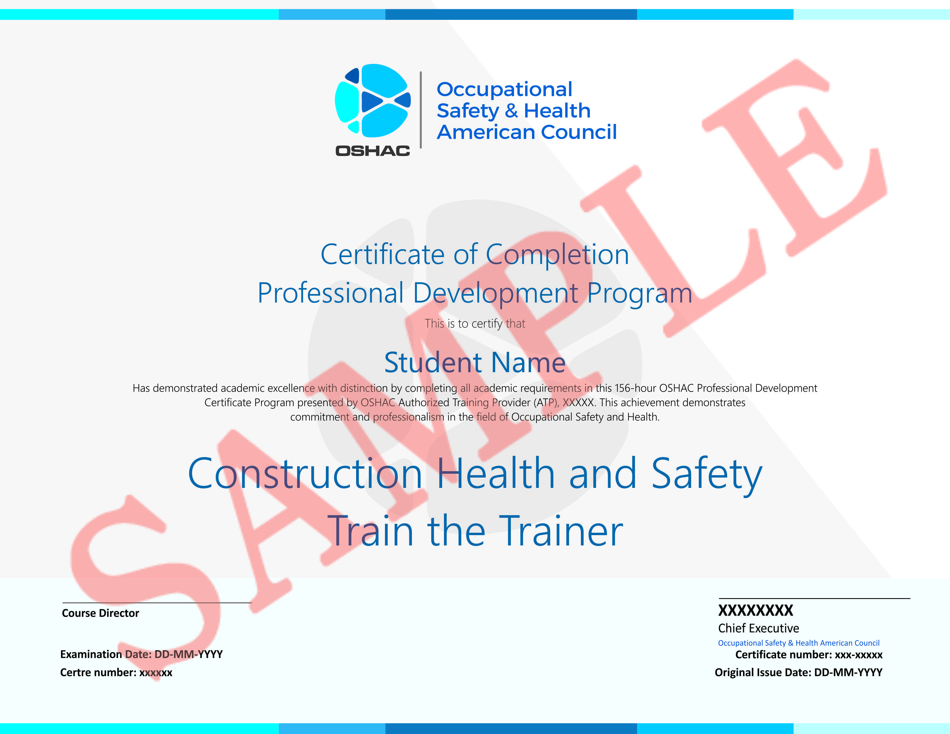 Introduction Occupational Safety and Health American