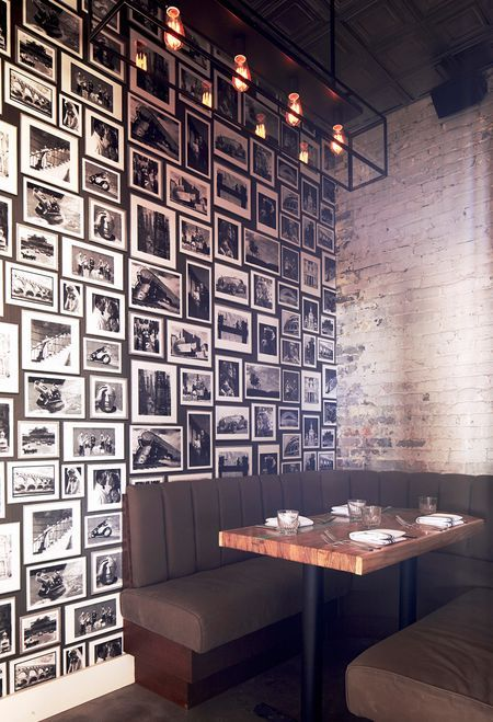 What A Great Idea For A Statement Wall From One Of Our Favorite