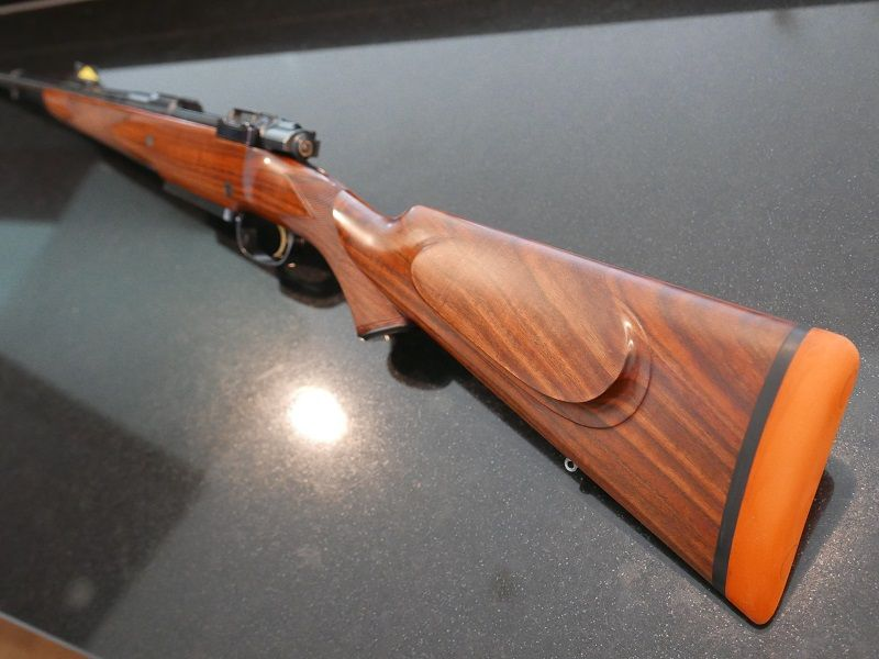 Custom Mauser Brno ZG 47 Action in  404 Jeffery