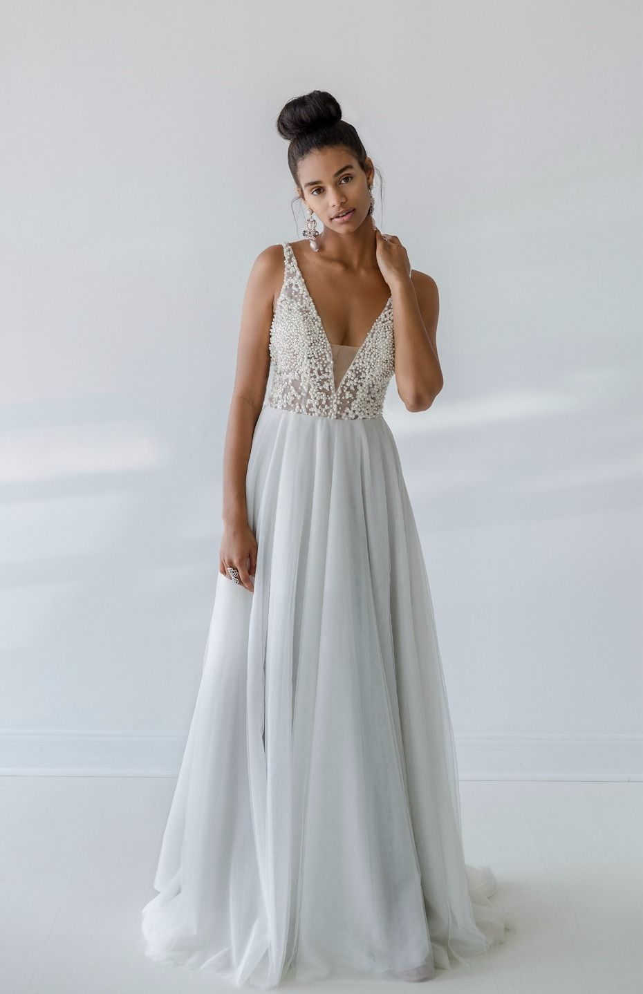 105e3e471a5b Ivy & Aster Fall 2018 Bridal Collection | Everything Wedding ...