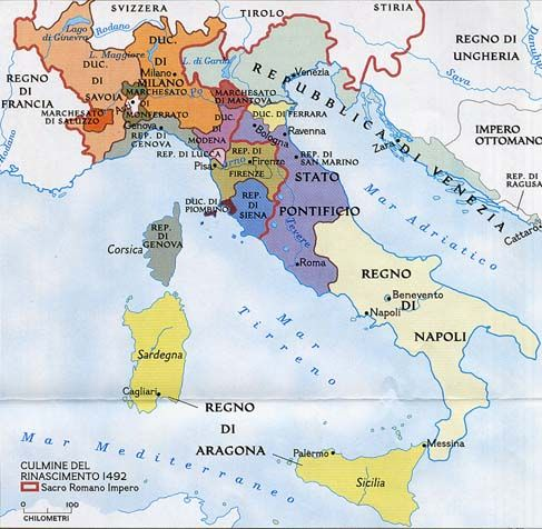 Maps Cartina Italia.L Italia Che Fu Mappa Dell Italia Mappe Antiche Storia