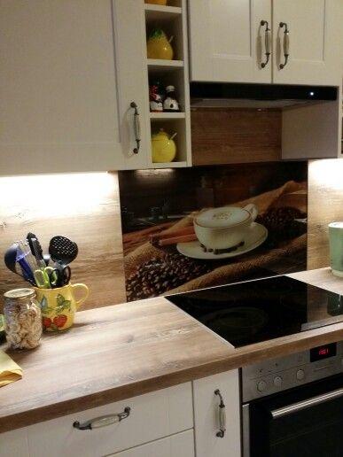 Küchenspritzschutz wwwglasundfolienartde Info@glasundfolienart - küche spritzschutz folie