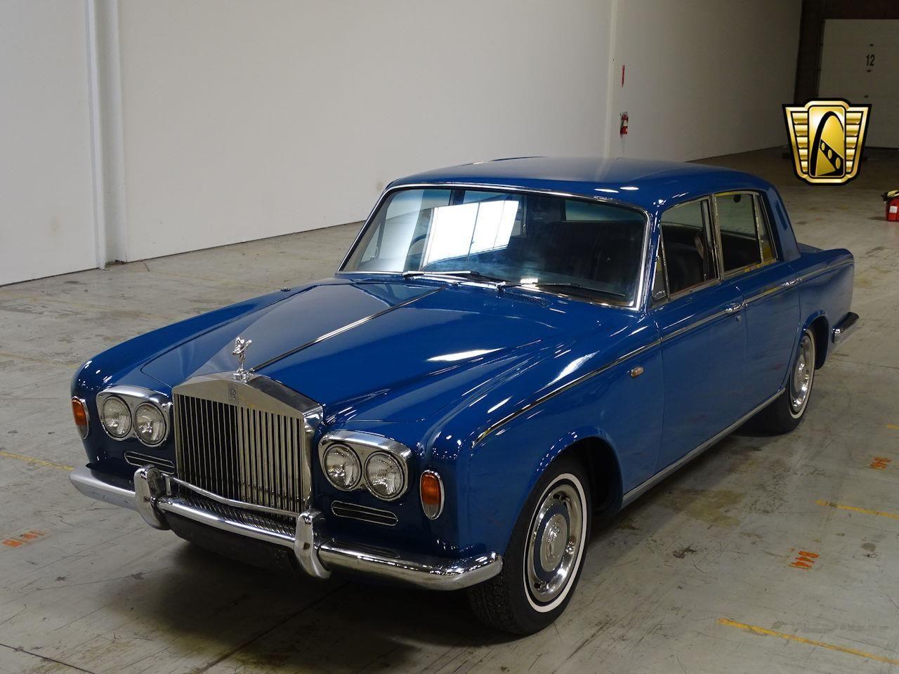 Large Photo of '67 Silver Shadow Rolls royce, Rolls