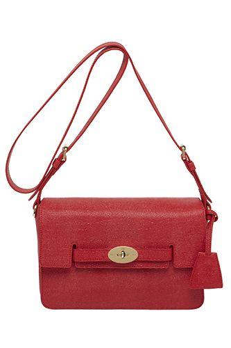 Bayswater Shoulder Bag, Mulberry