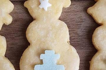 Marions Kochbuch Weihnachtsplätzchen.Butterplätzchen Ohne Ei Rezept Weihnachtsplätzchen