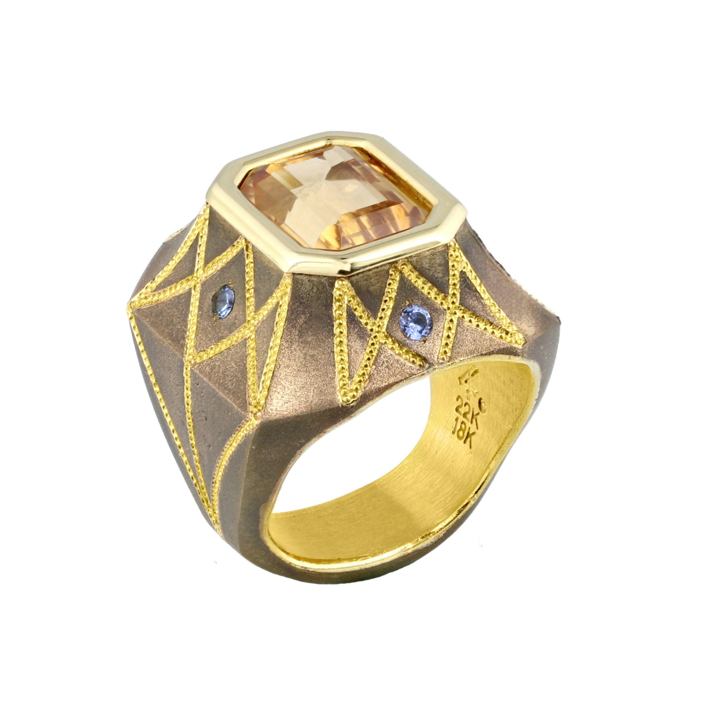 fancy scroll ring engraved edges rings gold pin bronze engagement engraving with yellow white custom