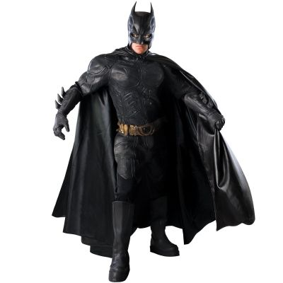 superherocostumesusa.com: : Batman Dark Knight - Batman Grand Heritage Collection Adult Costume $481.99