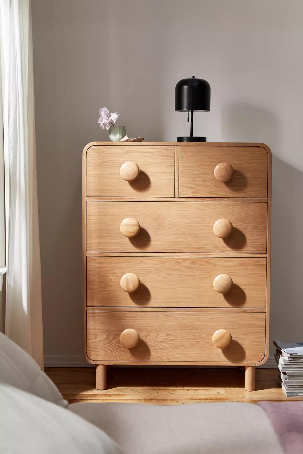 Tabitha Tall Dresser Tall Dresser Furniture Dresser [ 1463 x 976 Pixel ]