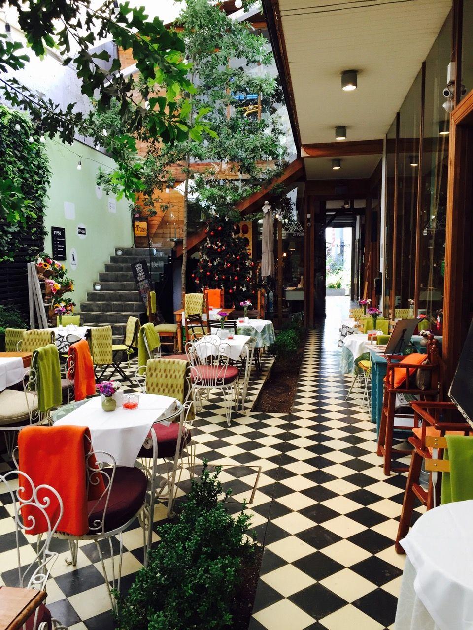 Café de La Candelaria, Coffee Shop, Providencia en 2019