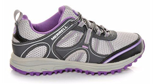 Merrell Trail Hace Athletic Sneakers GraniteRoyal Lilac 8 BM US *** Find out more about the great product at the image link.