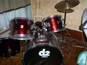 D2 Drum Set 300 Jefferson Wi Drums Drum Set Snare Drum