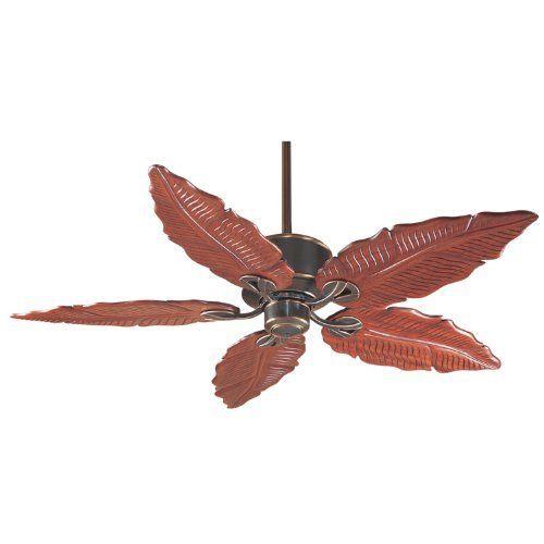Amazon Com Hunter Ceiling Fans 28522 Coronado Fan Amber Bronze