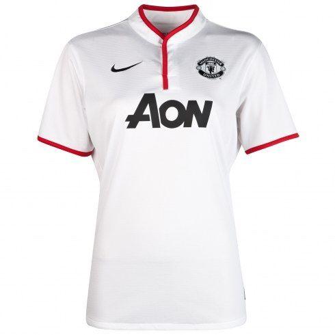 Manchester United Mujer 2012 13 Away Camiseta futbol  529  - €16.87 ... 6d6cd1e73d112