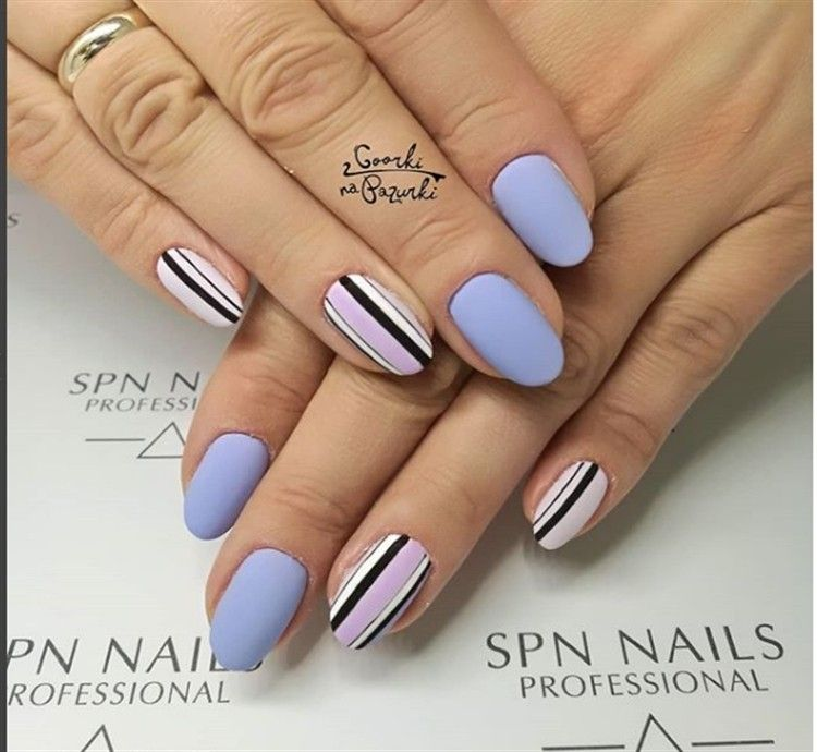 nail art tape how to use