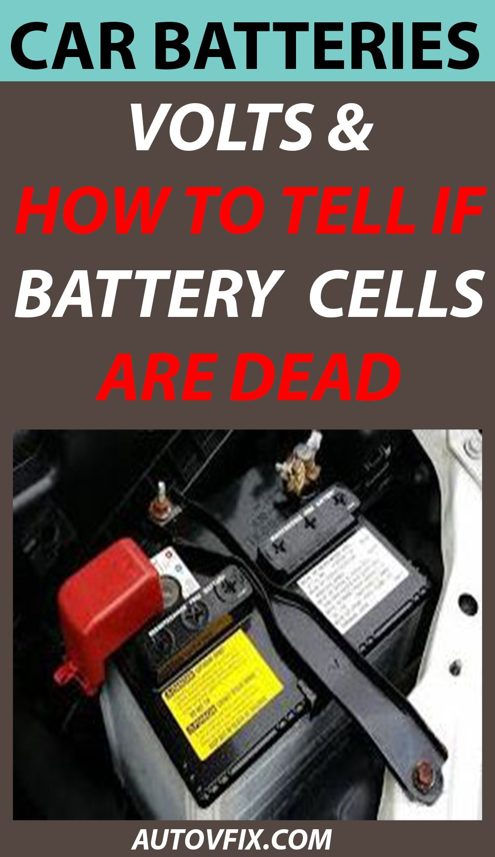 How To Tell If A Deep Cycle Battery Is Bad