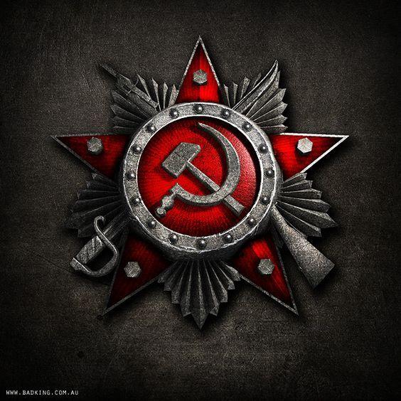 Soviet Union Logo Insignia By Badkingonline Union Logo Soviet Union Soviet Union Flag
